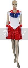 Sailor Moon Raye Hino Sailor Mars Cosplay Costume