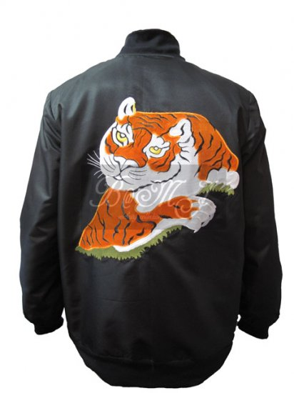 Rocky 2 Sylvester Stallone Tiger jacket - Click Image to Close