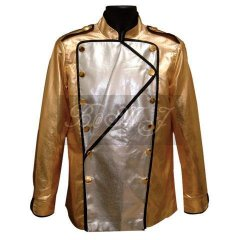 Michael Jackson HIStory Tour Jacket in Gold