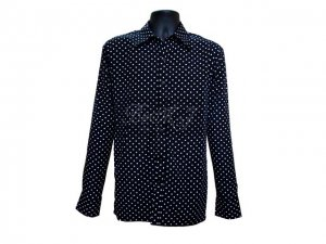Prince Rogers Nelson polka dotted Shirt