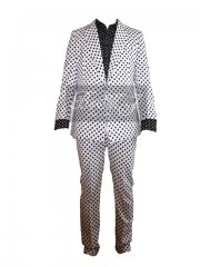 Prince Rogers Nelson polka dotted Suit