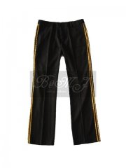Michael Jackson Billie Jean Trousers in Black with Gold Sequin