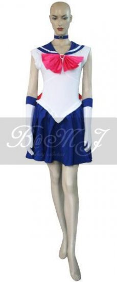 Sailor Moon Serena Tsukino Sailor Moon Cosplay Costume - Click Image to Close