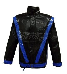"Michael Jackson Thriller Jacket ""The Dream"" Black & Blue"