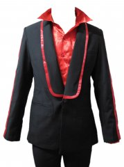 Prince Rogers Nelson Black Jacket