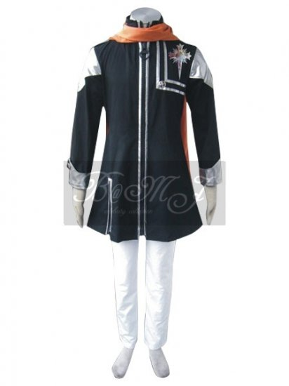 D.Gray Man Lavi Rabi Cosplay Costume - Click Image to Close