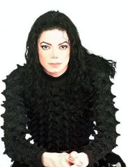 Michael Jackson Scream Jacket in Black