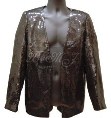 Michael Jackson Billie Jean Jacket with Sequin