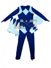 Power Rangers Blue Ranger Jumpsuit Set