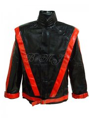Michael Jackson Thriller Jacket in Black