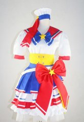 Prism Paradise PriPara Leona West Cosplay Dress