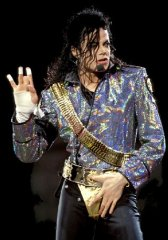Michael Jackson Dangerous Tour Jam Jacket