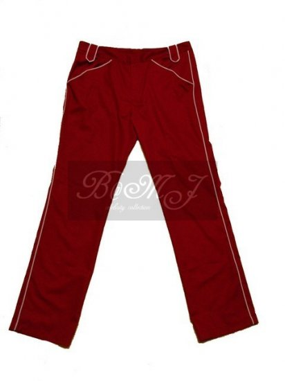 Back To The Future Part 3 BTTF Marty McFly Trousers 1885 Western - Click Image to Close