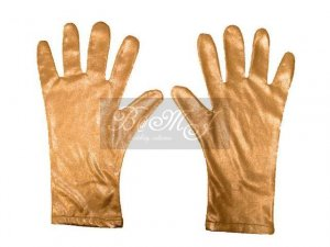 Michael Jackson HIStory Tour Gloves in Gold