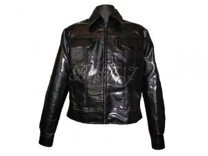 Elvis Presley 1968 Comeback Jacket in Black