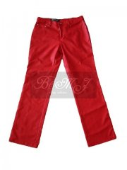 Michael Jackson Thriller Trousers in Red