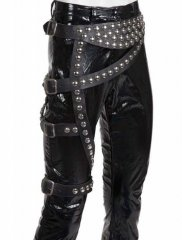 Michael Jackson Bad Tour Leg Belt