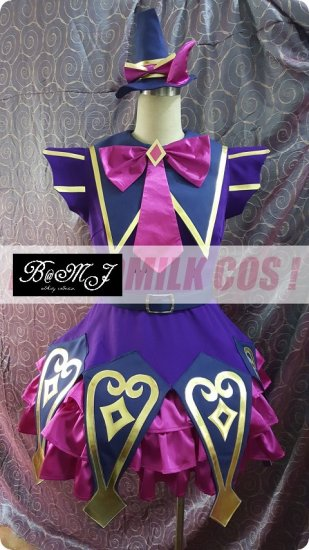 Prism Paradise PriPara Kurosu Aroma Cosplay Dress - Click Image to Close