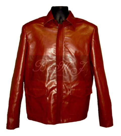Indiana Jones And The Kingdom Of The Crystal Skull Style Jacket - Click Image to Close