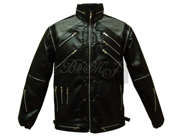 Michael Jackson Beat It Black Jacket