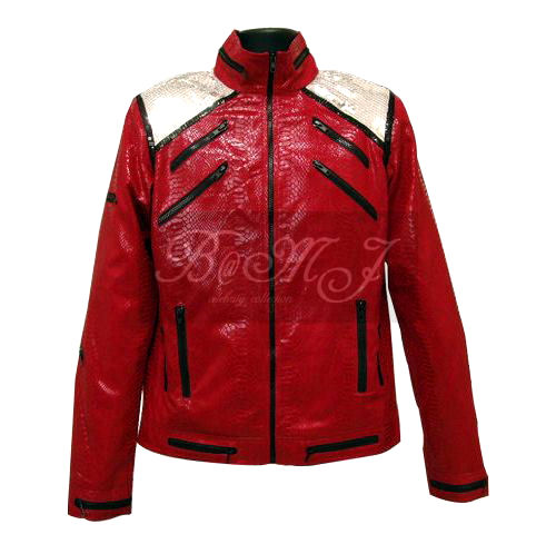 Michael Jackson Thriller Jacket Pattern Michael Jackson Beat it Jacket