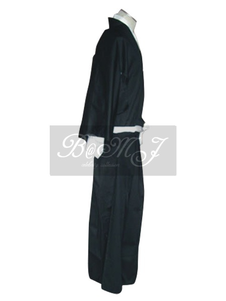 Bleach Kurosaki Ichigo Soul Reaper Cosplay Costume