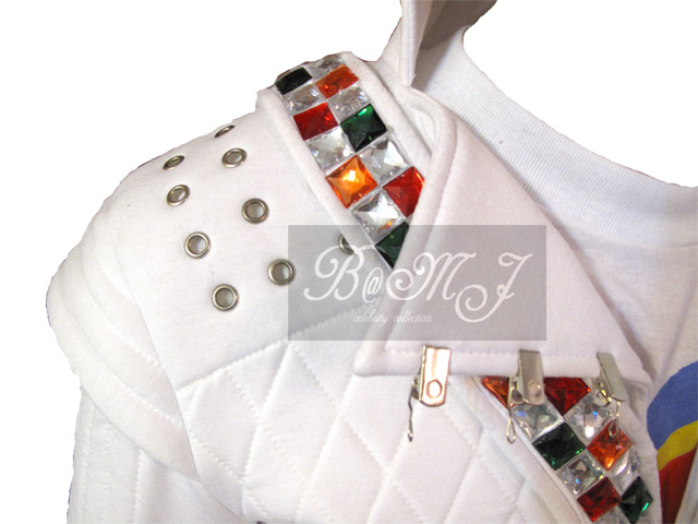 Michael Jackson Captain EO Jacket