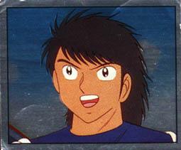Captain Tsubasa Toho high School away No. 10 Kojiro Hyuga Jersey