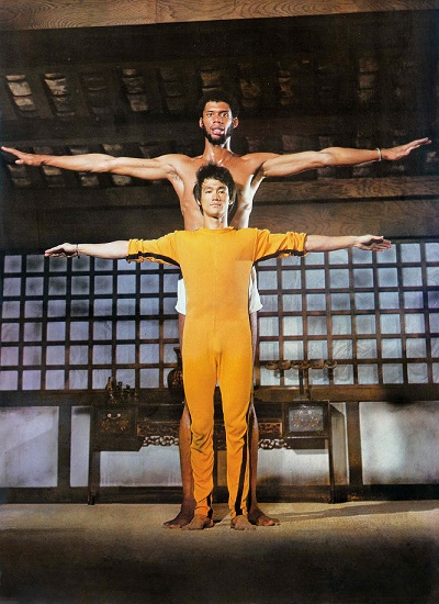 Bruce Lee Game of Death Yellow Jumpsuit