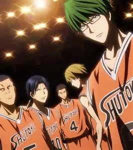 Kuroko's Basketball Shutoku Away No.6 Shintaro Midorima Jersey