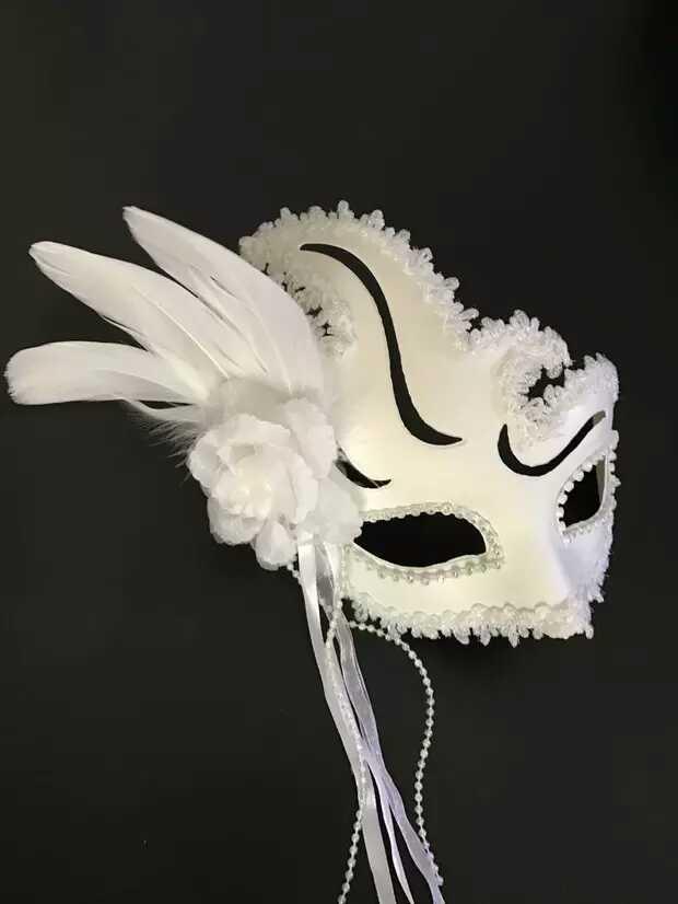 Opera White Mask a