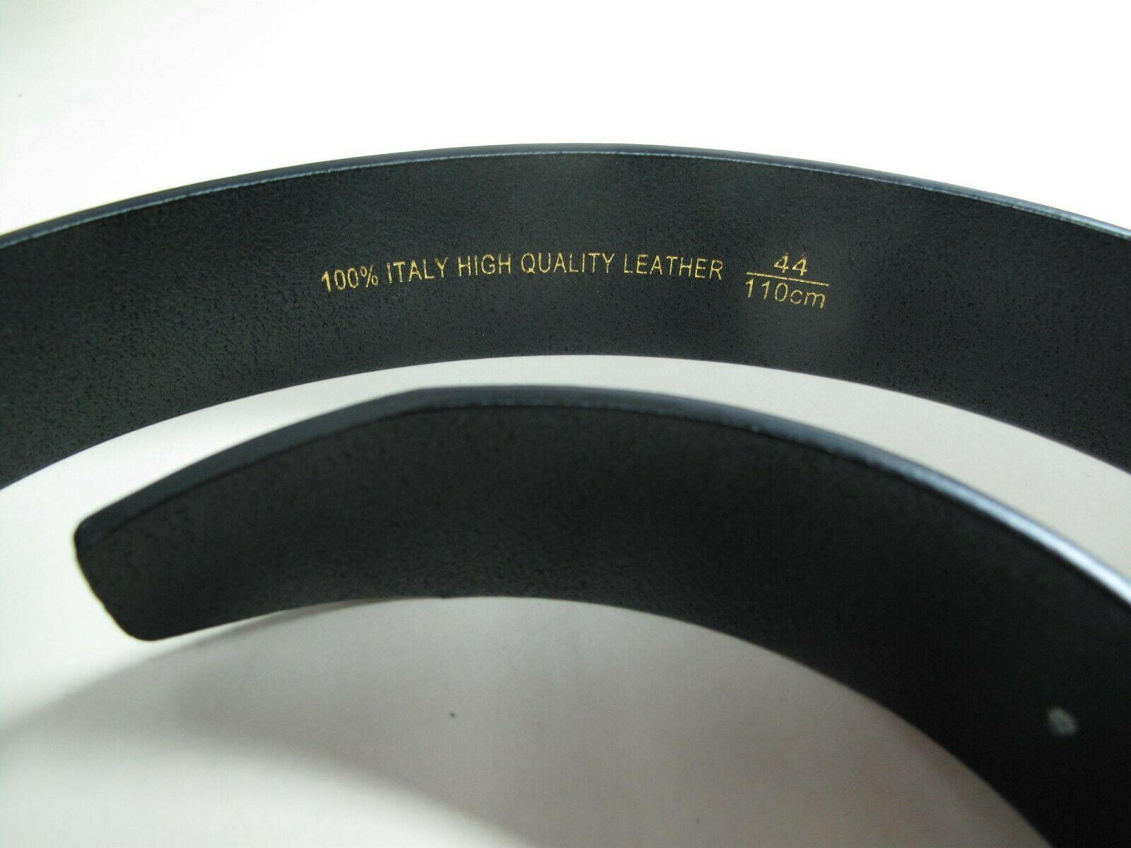 Michael Jackson 30th MSG Golden Leather Belt