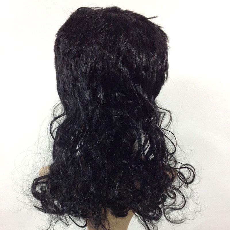 Michael Jackson Bad Wig