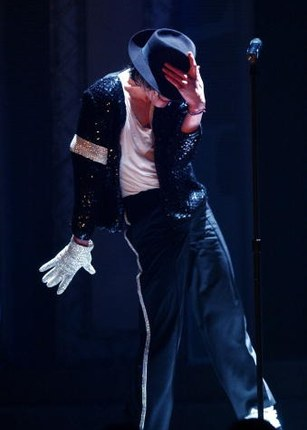 Michael Jackson Billie Jean Deluxe Black Hat