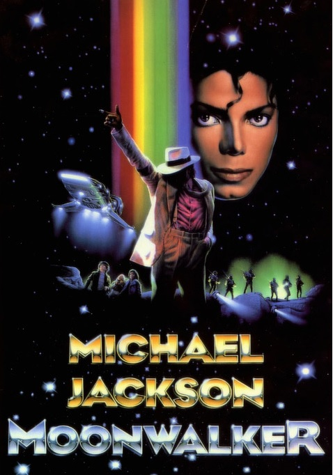 Michael Jackson Moonwalker T shirt