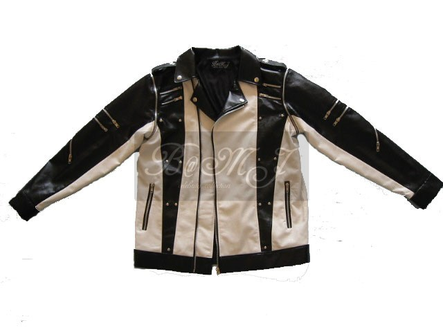 Michael Jackson Pepsi Commercial Jacket - Click Image to Close