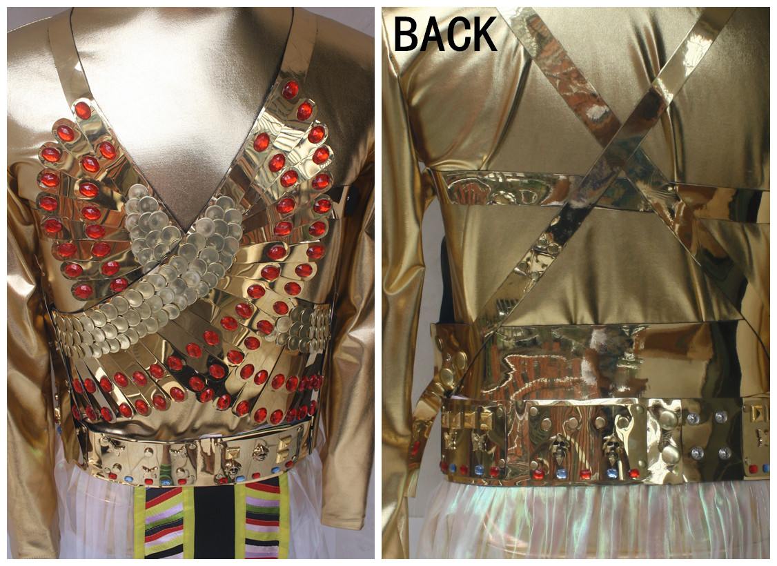 Michael Jackson Remember The Time Outfit