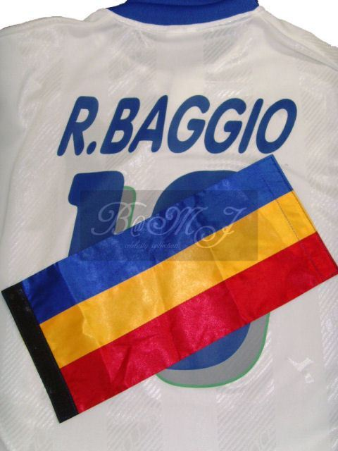 Roberto Baggio Captain Arm-band