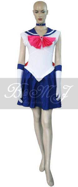 Sailor Moon Serena Tsukino Sailor Moon Cosplay Costume