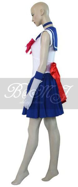 Sailor Moon Serena Tsukino Sailor Moon Cosplay Costume