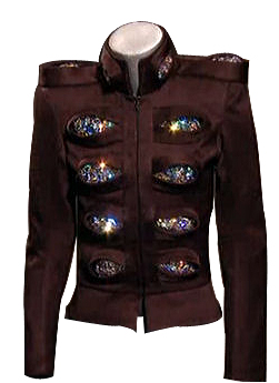 Michael Jackson This Is It DVD Extra Man in the Mirror Jacket