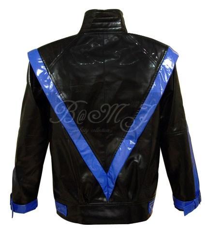 Michael Jackson Thriller Dream Black & Blue Jacket